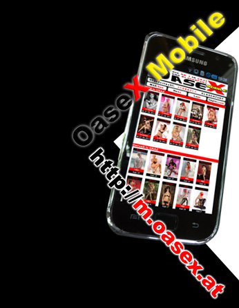 OaseX Mobile unter m.oasex.at